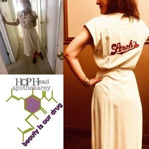 Dresses & Skirts - My Grandmothers Strohs Bowling Dress